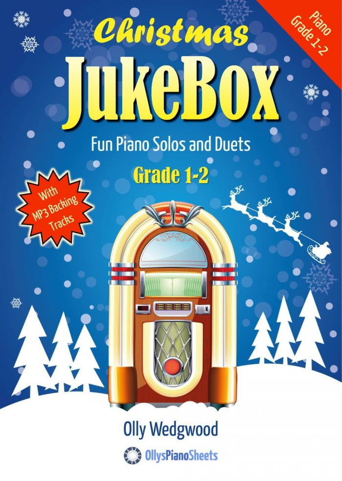 Christmas JukeBox for Piano