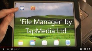 File Manager Youtube video