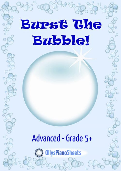 Latin piano solo - Burst The Bubble