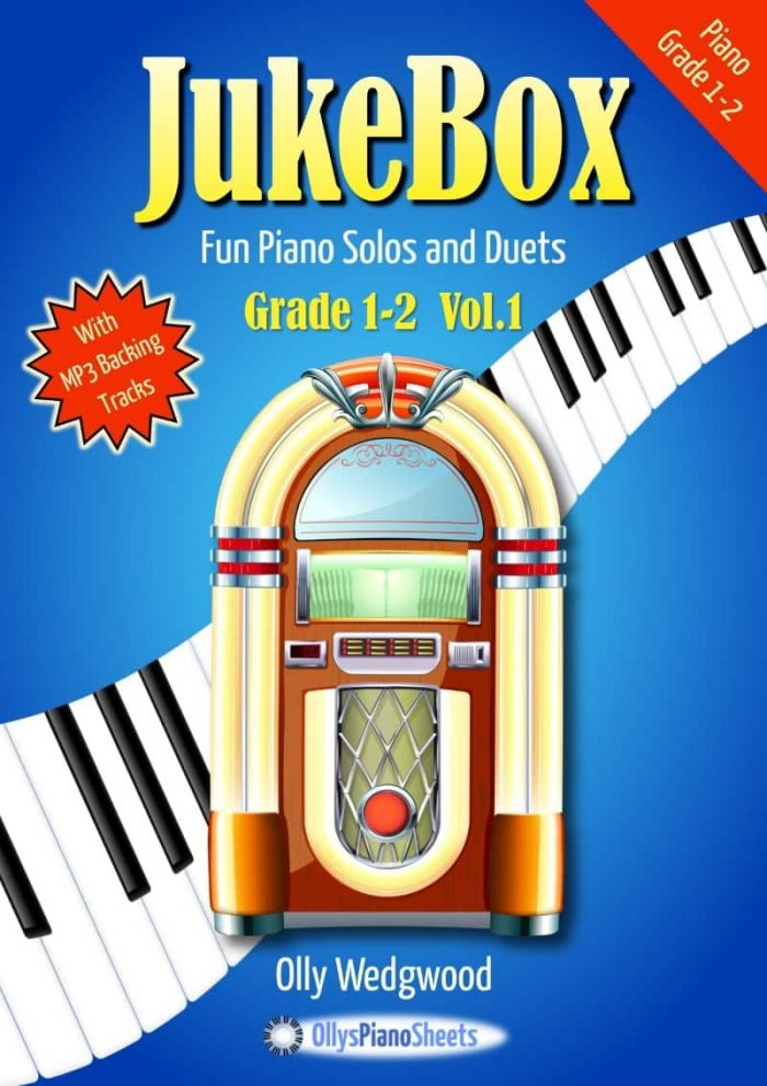 JukeBox Grade 1-2 by Olly Wedgwood