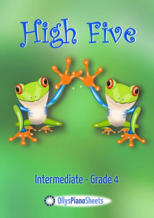 High Five cover