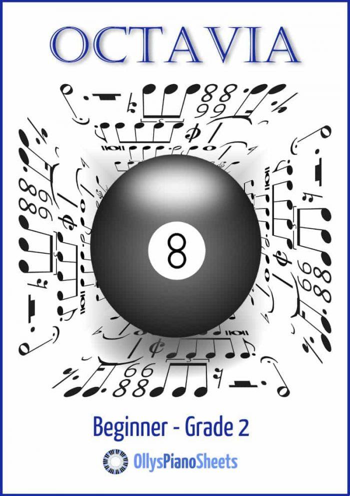 piano music cover