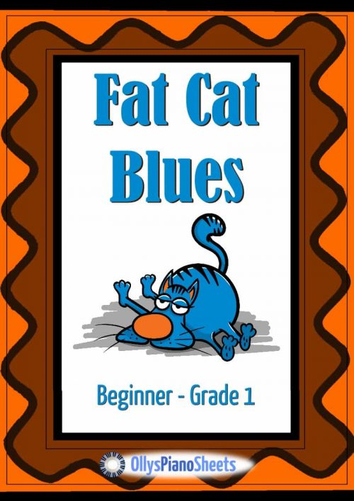 Fat Cat Blues cover