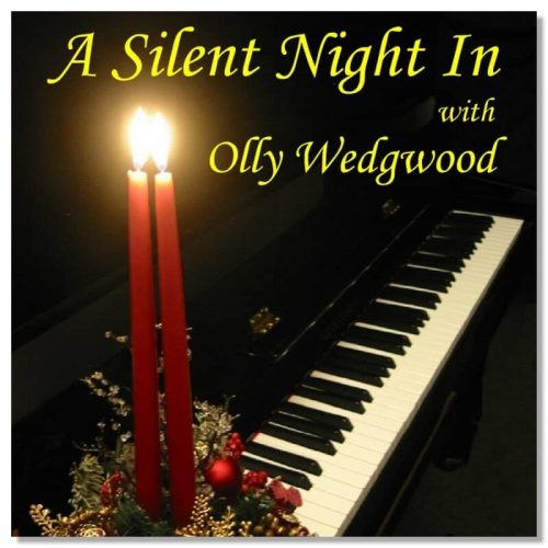 A Silent Night In - CD Album cover