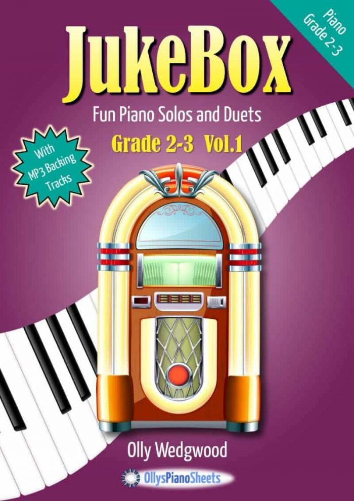 JukeBox piano cover