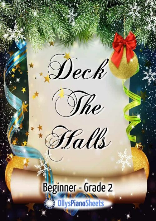 Deck The Halls - cover