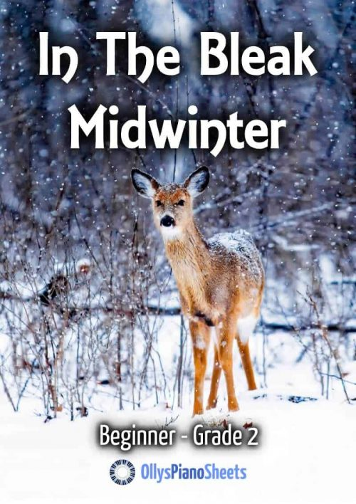In The Bleak Midwinter - cover