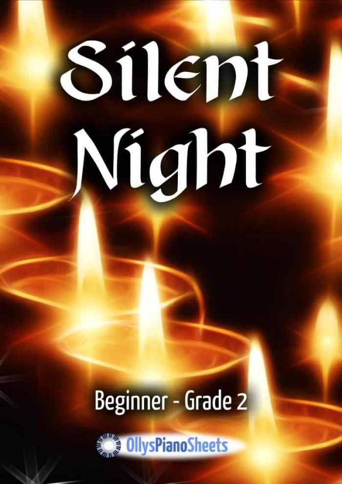 Silent Night (grade 2) cover