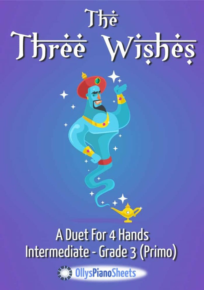 The Three Wishes - cover