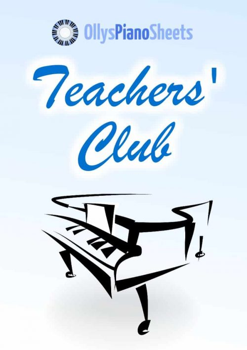 teachers' club cover