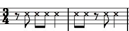 Jazz Waltz Rhythm - All Weather Friends by Olly Wedgwood
