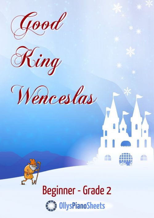Good King Wenceslas - for piano