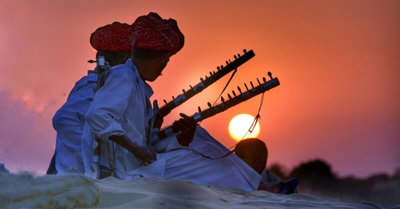 Music of Central and South Asia