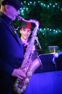 Olly Wedgwood's Jazz Soul Boogie Band