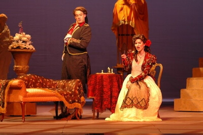 The Barber of Seville - Opera