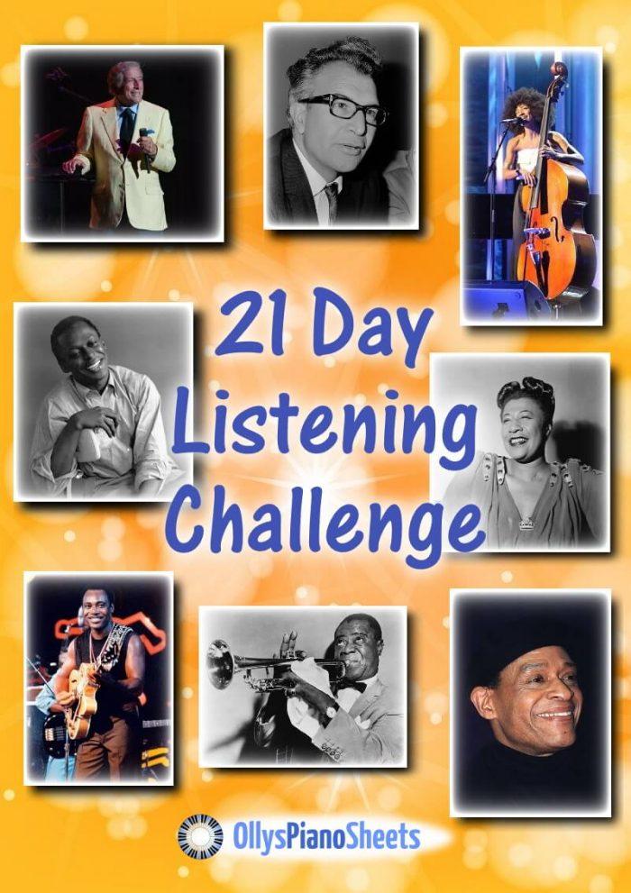 21 Day Listening Challenge - Essential Jazz Listening